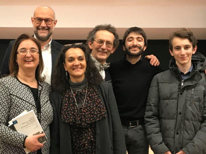 Incogniti Amorosi – novelle per San Bernolfo