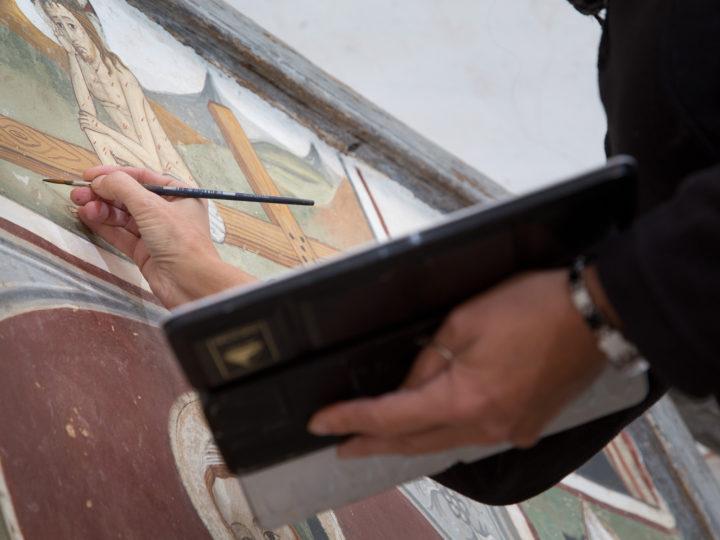 Novembre 2018: il retablo quattrocentesco
